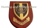 The Gordon Highlanders Scotish Regimental Military Wall Plaque Shield